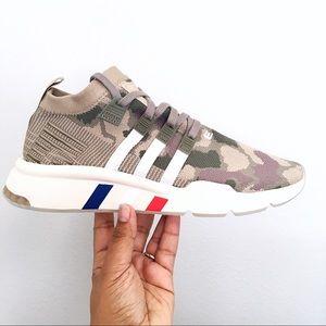Adidas EQT Support Mid Adv Primeknit Shoes Mens 10